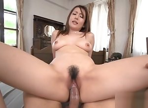 Asian pussy improbable up fingers