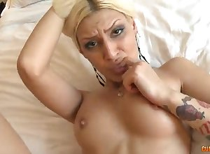 POINT-OF-VIEW all over Claudia Shotz - POV intercourse