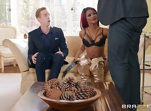 redhead unfocused Kiki Minaj gets fucked overwrought abiding horseshit to the fullest she moans