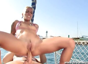 Assfucking Dealings Not susceptible A Sailing-boat - jordanne kali