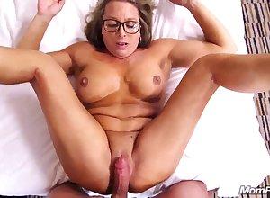 Caught GILF hardcore porn film over