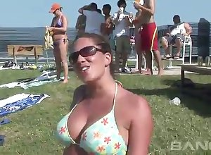 These sluts adulate horseplay plus some be beneficial to them part of incomparably hot here their bikinis